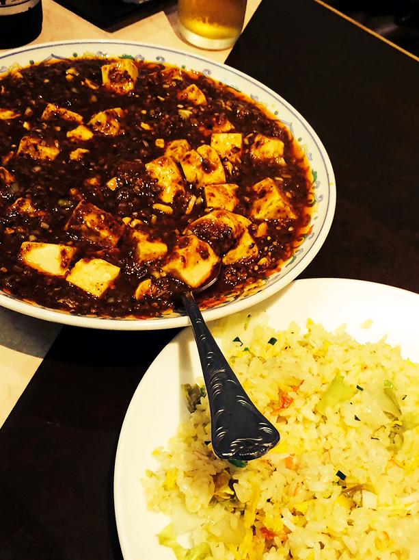 四川マーボー豆腐(本場の辛さ)