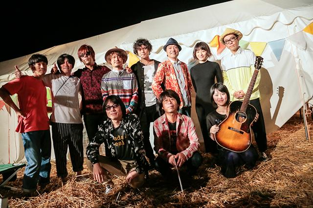 (C)RISING SUN ROCK FESTIVAL 撮影:柴田恵理