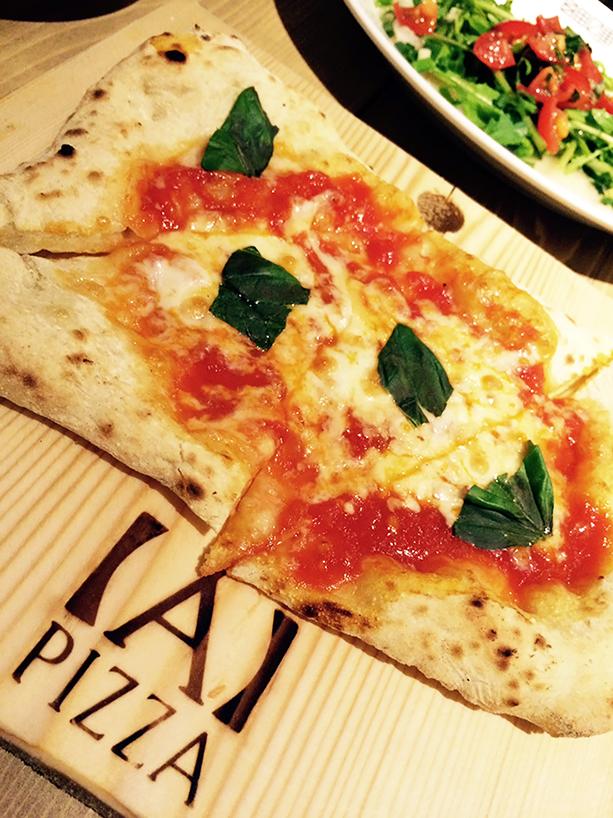 A PIZZAのマルゲリータ