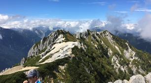 登山初心者が燕岳に挑戦!!一泊二日の登山の旅。サムネイル