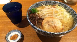 武蔵小山でラーメンを食べ歩いてみて一番美味しかったお店「爆龍(ハゼリュウ)」サムネイル