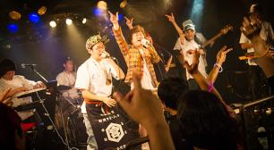 カツマーレー &The SOUL KITCHENキンミヤワンマン@四谷アウトブレイク公演サムネイル