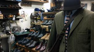 目白で靴の修理なら靴修理工房GLUEサムネイル