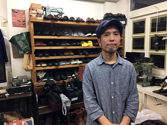 「靴選びのポイントや各ブランドの特性を知りたいなどの相談も受けますよ!」とオーナーの代永さん。