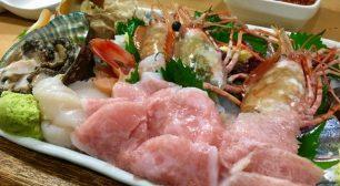 新鮮な海鮮料理が盛り沢山!すすきのの人気居酒屋 きばらし(㐂ばらし)サムネイル