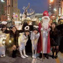 ヨーロッパの奇祭が日本上陸!悪魔の格好に扮して街を歩く「クランプスパレード」を東京・板橋で12月3日に開催サムネイル