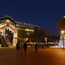 2017年のテーマは「デンマーク」。横浜ワールドポーターズ『FANTASTIC CHRISTMAS』12月25日(月)まで開催!サムネイル