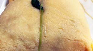 お土産に!食べて美味しいもらって嬉しい 四谷 八竹の茶巾ずしサムネイル