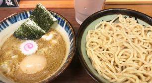 鶏白湯と煮干しの合わせスープが美味しい!川崎の三三七(つけめん)サムネイル