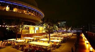 東京會舘、2つのビアガーデンを6月にスタート! 極上の夜景や生演奏を楽しみながらお酒と料理を堪能サムネイル