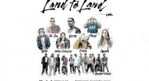 沖縄×東京のカルチャーをつなぐ音楽イベント Ollie Magazine presents Land to Landが7/16に開催!サムネイル