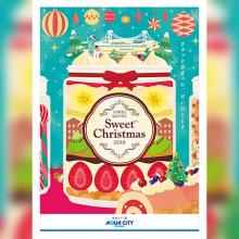 """アクアシティお台場 クリスマスイベント  TOKYO RESORT """"SWEET"""" CHRISTMAS 「あいぱく(R)」や「TOKYOスイーツ祭」がお台場に登場!サムネイル"""