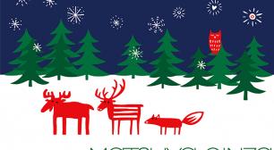 <松屋銀座>クリスマス2018 北欧のエッセンスを取り入れて、特別な瞬間を刻むクリスマスを演出サムネイル