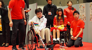 小池都知事や仮面女子も挑戦!誰もが障害者スポーツを楽しく体験できるイベント『チャレスポ!TOKYO』12/24(月・振休)東京国際フォーラムで開催しました!サムネイル