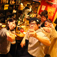 2019年2月14日(木)~2月24日(日) 下北沢の71店舗ではしご酒イベント開催サムネイル