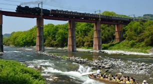 創立120周年記念 秩父鉄道 新ロゴマーク決定 沿線を流れる荒川の色をコーポレートカラーにサムネイル