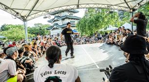 世界最大級!ダンスとパフォーマンスの祭典 SHIROFES.2019を今年も2019年6月30日(日)、弘前城本丸にて開催!サムネイル