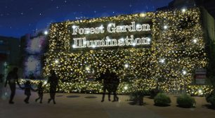 深川ギャザリア ウィンターイルミネーション 2019 「Forest Garden Illumination」11月2日(土)より開催サムネイル