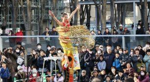 「さいたま新都心大道芸フェスティバル」を開催  世界トップクラスの曲乗り技や 中国雑技アクロバットなど見どころ満載!サムネイル