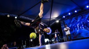 世界最大級のダンスとパフォーマンスの祭典「SHIROFES.2020」 7月5日開催!今年はYouTube Liveにてリアルタイムで無料配信サムネイル