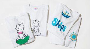 みうらじゅんさん、安齋肇さんと SHIPS のコラボ Tシャツ発売!!サムネイル