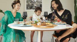 MEGUMIと金子ノブアキが着こなす「H&M Studio AW20」の日本限定キャンペーンが公開。サムネイル