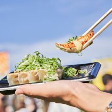 『全日本ぎょうざ祭り2021秋』10/29(金)~10/31(日)開催! 肉汁溢れる3日間@モリコロパーク  リニモ1DAYフリーきっぷでドリンク1杯無料!サムネイル